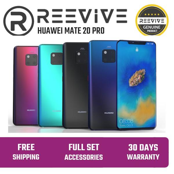 Huawei Mate 20 Pro (Myset - 95% like NEW)
