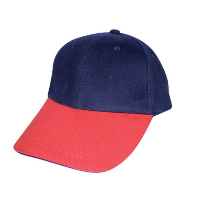 [READY STOCK] Baseball, Unisex 6 Panels Cotton Brush Sandwich Cap - 11 colors