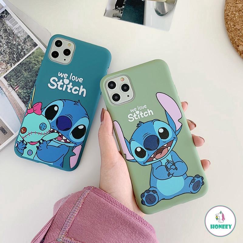 DISNEY COLLECTION iPhone 11 Case Stitch