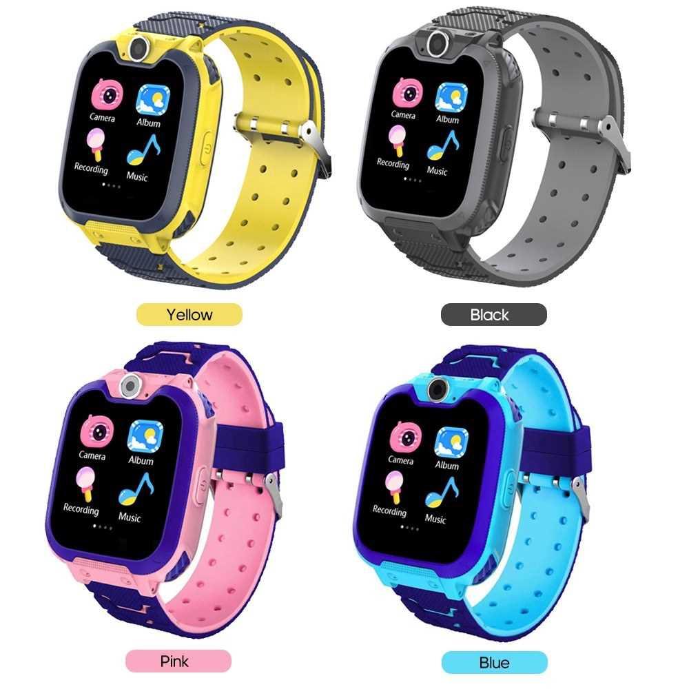 G2 Intelligent Kids Watch Children Smartwatch Built-in 7 Children Puzzle Games Phone Watch Built-in 5 Languages(English
