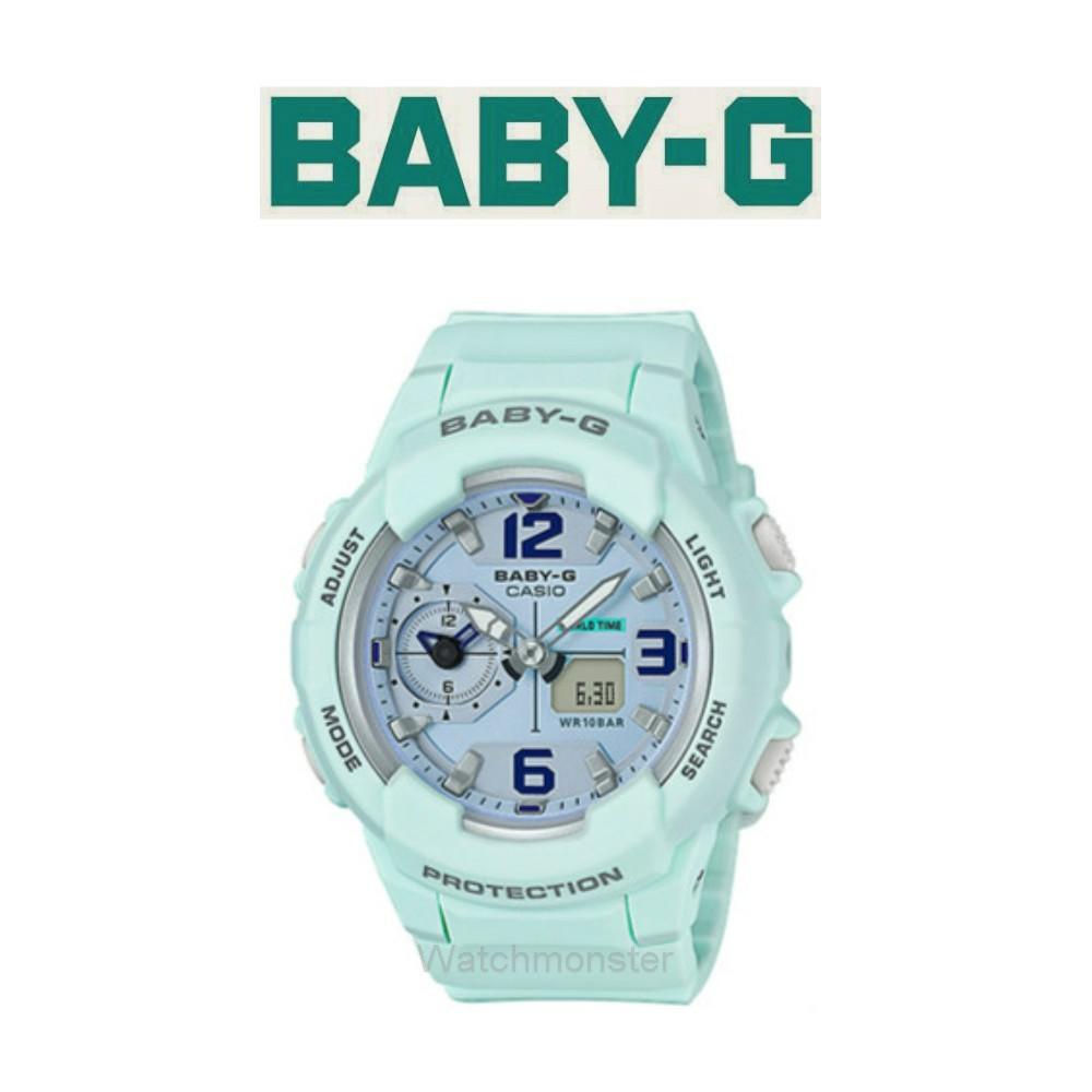 Casio Baby G Bga 230 3b Unisex Designs Shopee Malaysia 7b Original