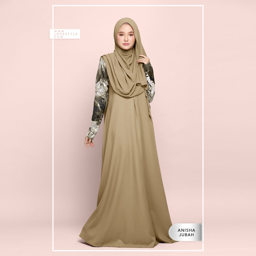 modern dress - Muslimah Jubah Prices and Promotions - Muslim Fashion Jan  2019  b0d94253b2