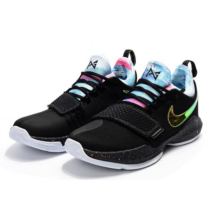 wholesale dealer 7cd4f 75308 Nike PG1 2K Nike Paul George 1 generation sports shoes men's shoes indoor  and ou