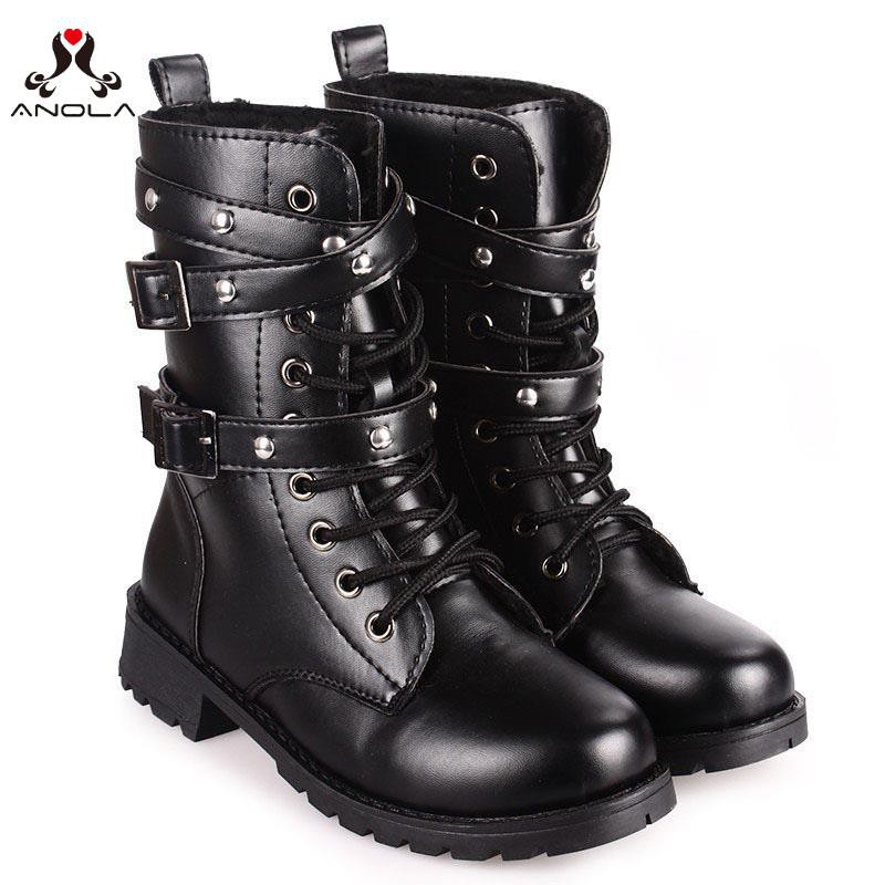 72a1807bbb2b4 gothic boot - Boots Prices and Promotions - Women s Shoes Dec 2018 ...