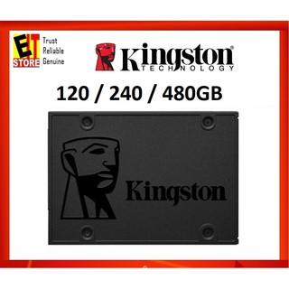 62% OFF Kingston solid-state drive /SSD A400 SATA 3 - 120GB/240GB/480GB