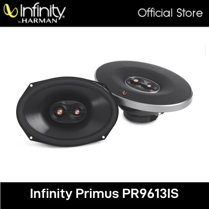"Infinity Primus PR9613is 6""x9"" 3-way speaker"