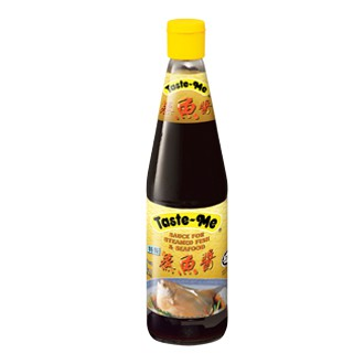 Taste-Me Sauce for Steamed Fish & Seafood 650ml