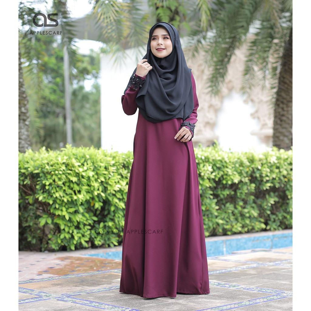 Buy Muslimah Jubah Online Muslim Fashion Shopee Malaysia