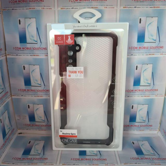 XUNDD Case Cover Realme 6 Pro, 5, 5i, 5s, C3, 6i