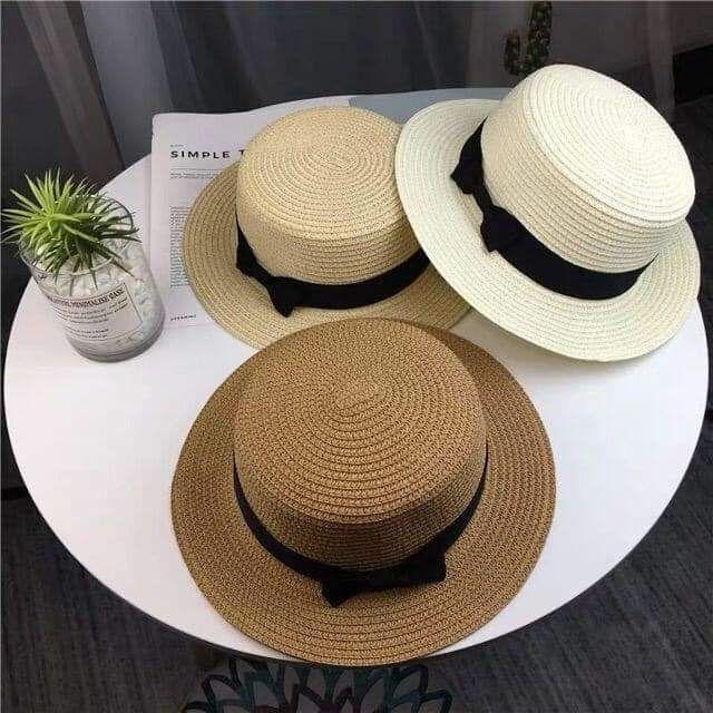 หมวกสาน Cup