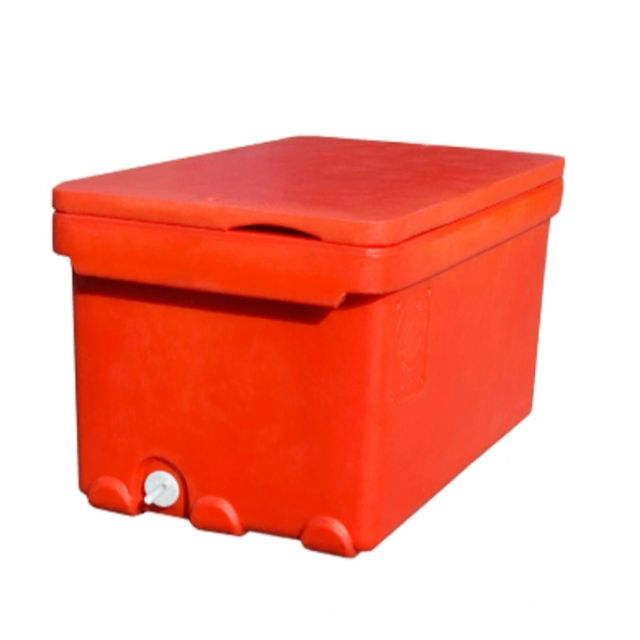 50Lit Plastic  Thermal Insulated Box/Cooler/Ice Box/Container