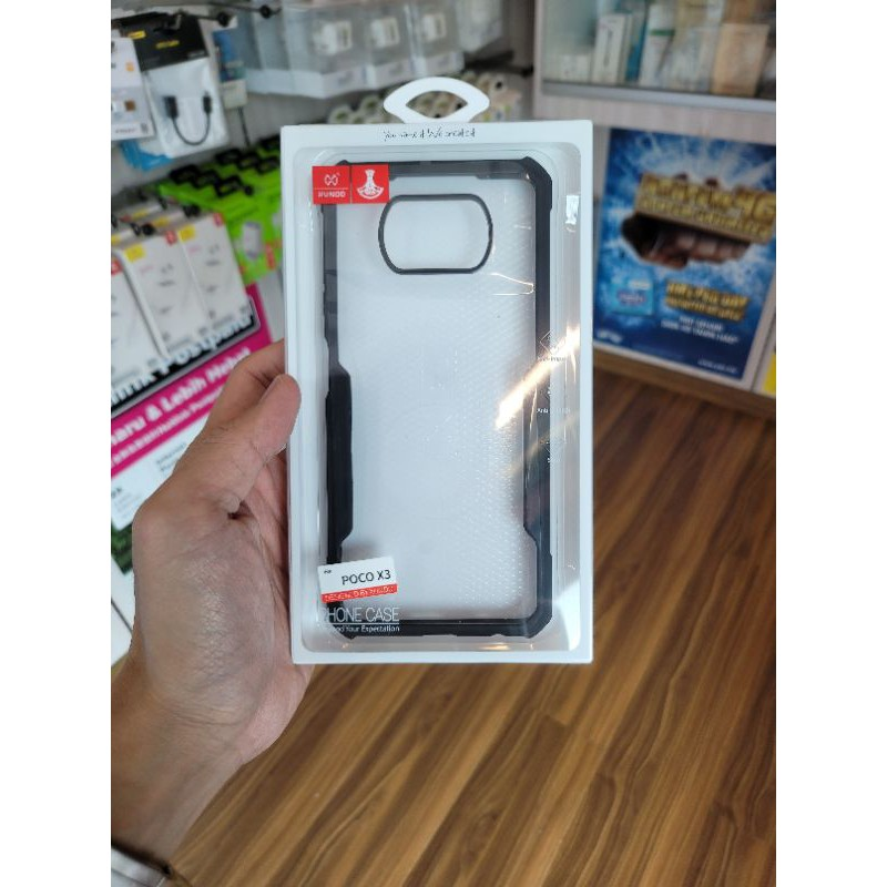 XUNDD Case Cover Xiaomi Poco X3, M3, Poco F2 Pro / Redmi K30 Pro