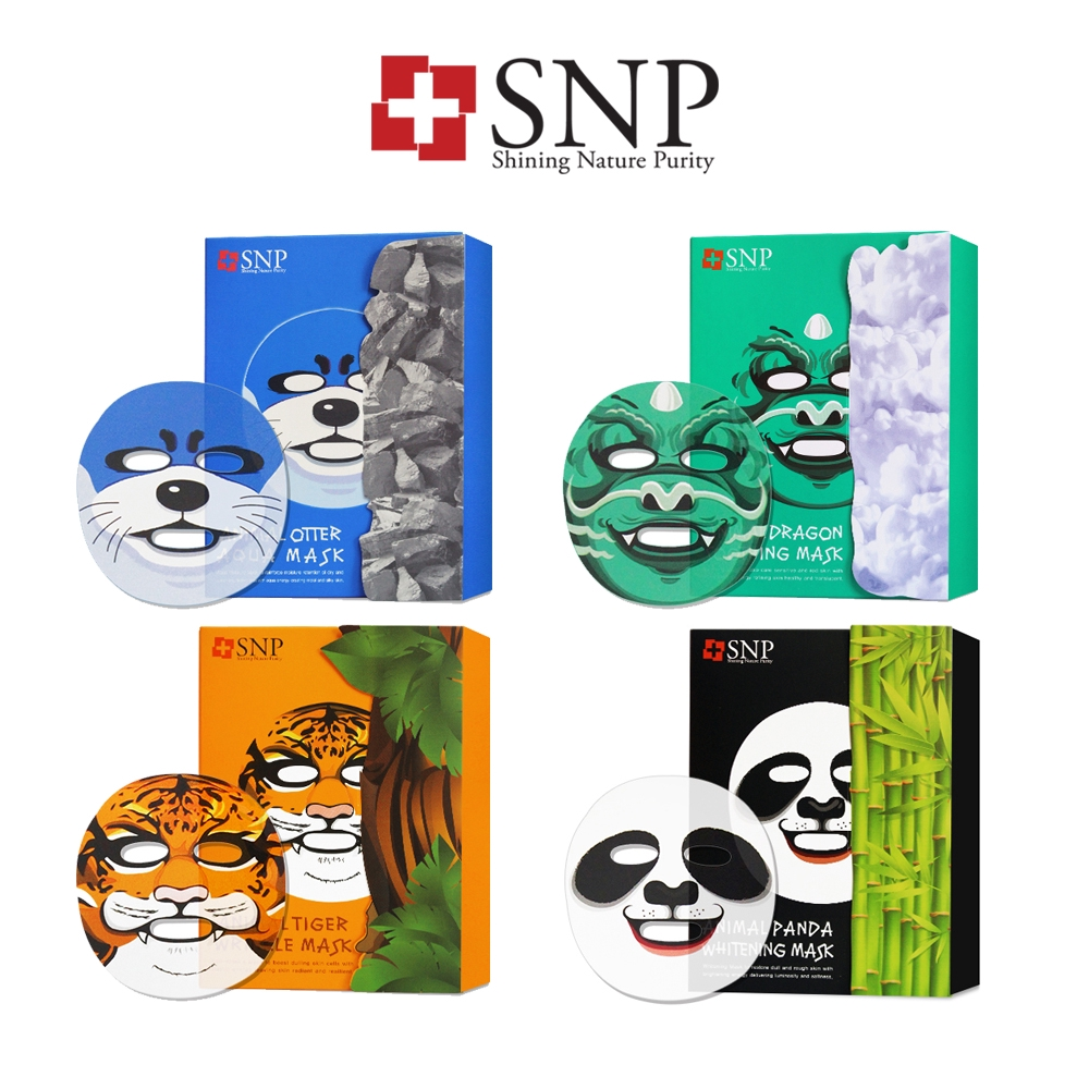 SNP Animal Mask (1 Sheet)