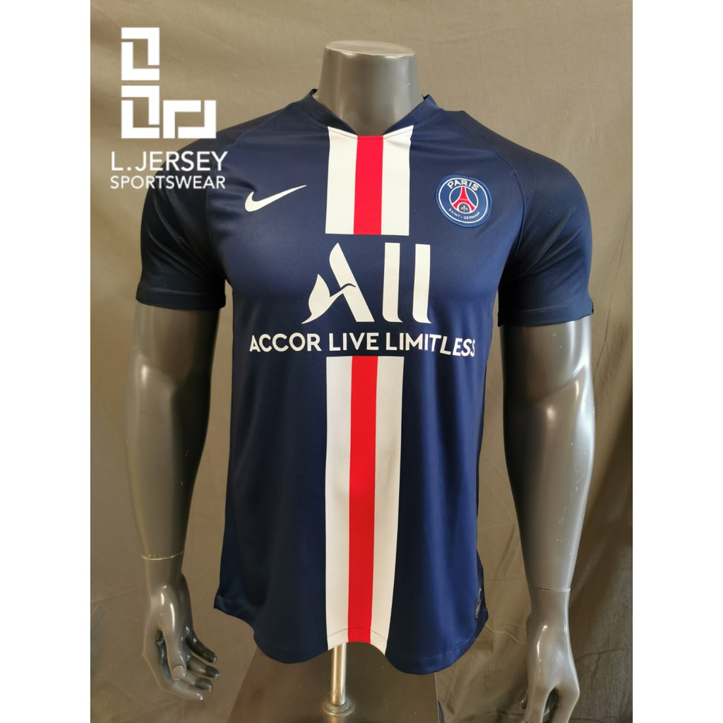 Paris-Saint Germain Men Home Season 19/20 Stadium Fans Jersey