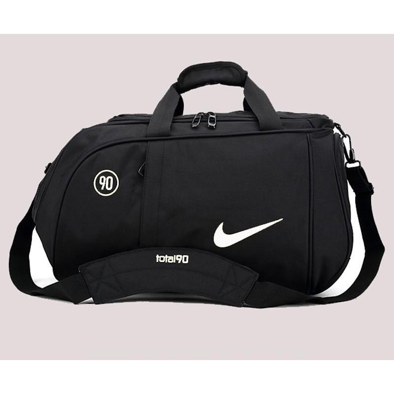 b3da8eb7ac Lonsdale Barrel Bag zipped pocket dual carry handles strap gym bag sport  beg