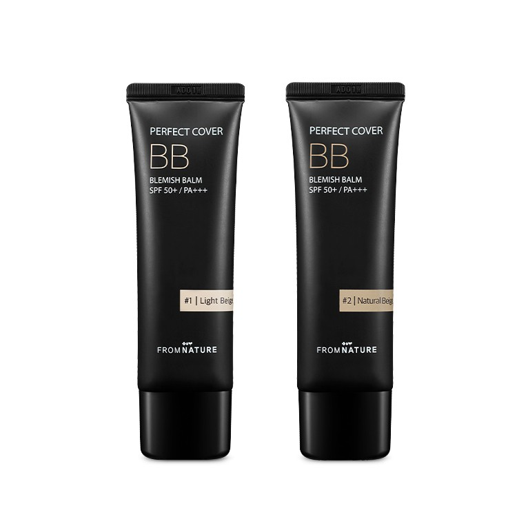 FROMNATURE Perfect Cover BB Cream 50g