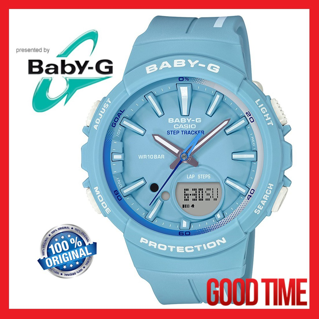 Casio Original Baby G Bgs 100rt 2a Running Series Lady Watch 2 Ba 110sn 3a Years Warranty Shopee Malaysia