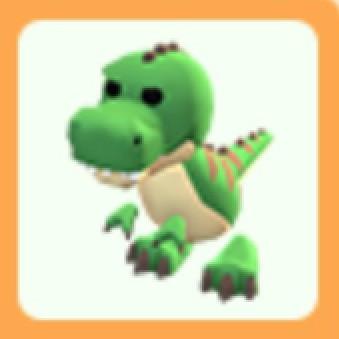 Adopt Me Legendary T Rex Fossil Egg Pet Shopee Malaysia