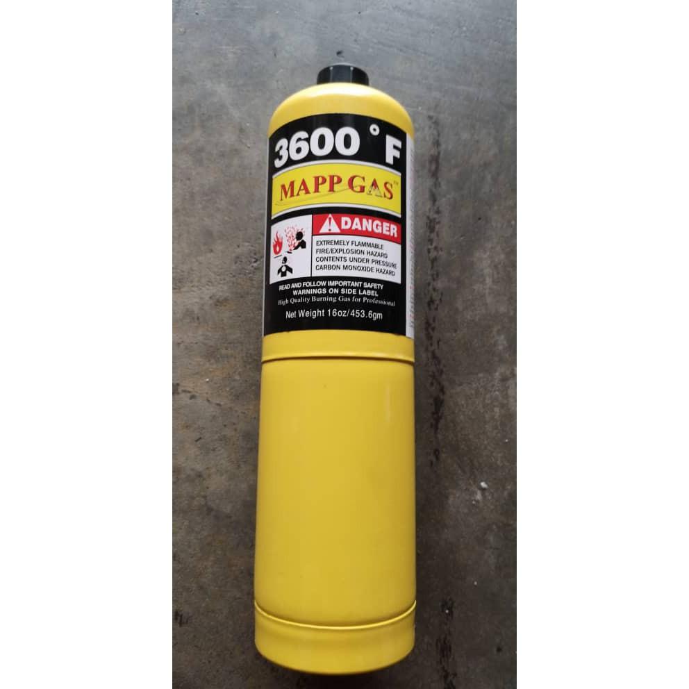 GAS-MAPP GAS-3600*C ( CHINA )