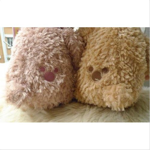 "New Disney Resorts 17/"" SHELLIE MAY Duffy Disney Bear Plush Toy Doll"