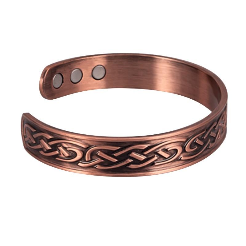 Bracelet Men Cuff Adjule Bangles