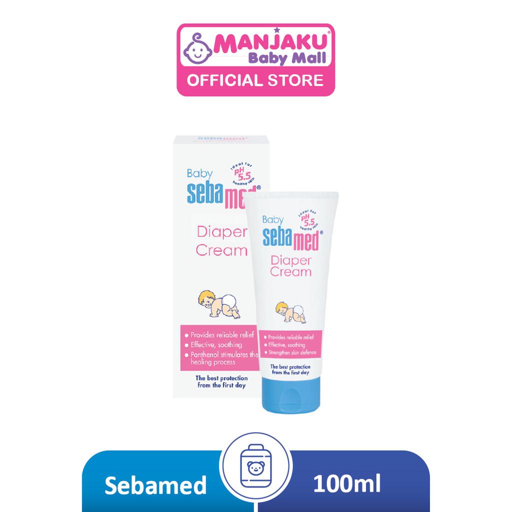 SebaMed Baby Diaper Cream 100ml