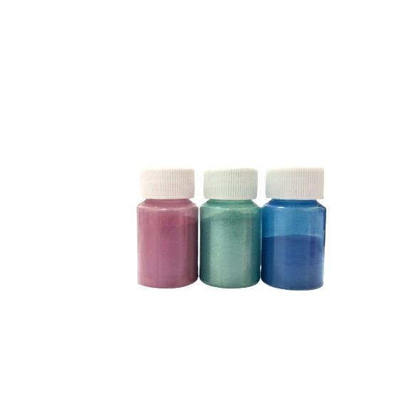 [COMBO] Mica 20ml bottle Mica Powder [COMBO Package]/ Pearl Powdered Pigment for Resin/Clay/Slime/Soap/Epoxy