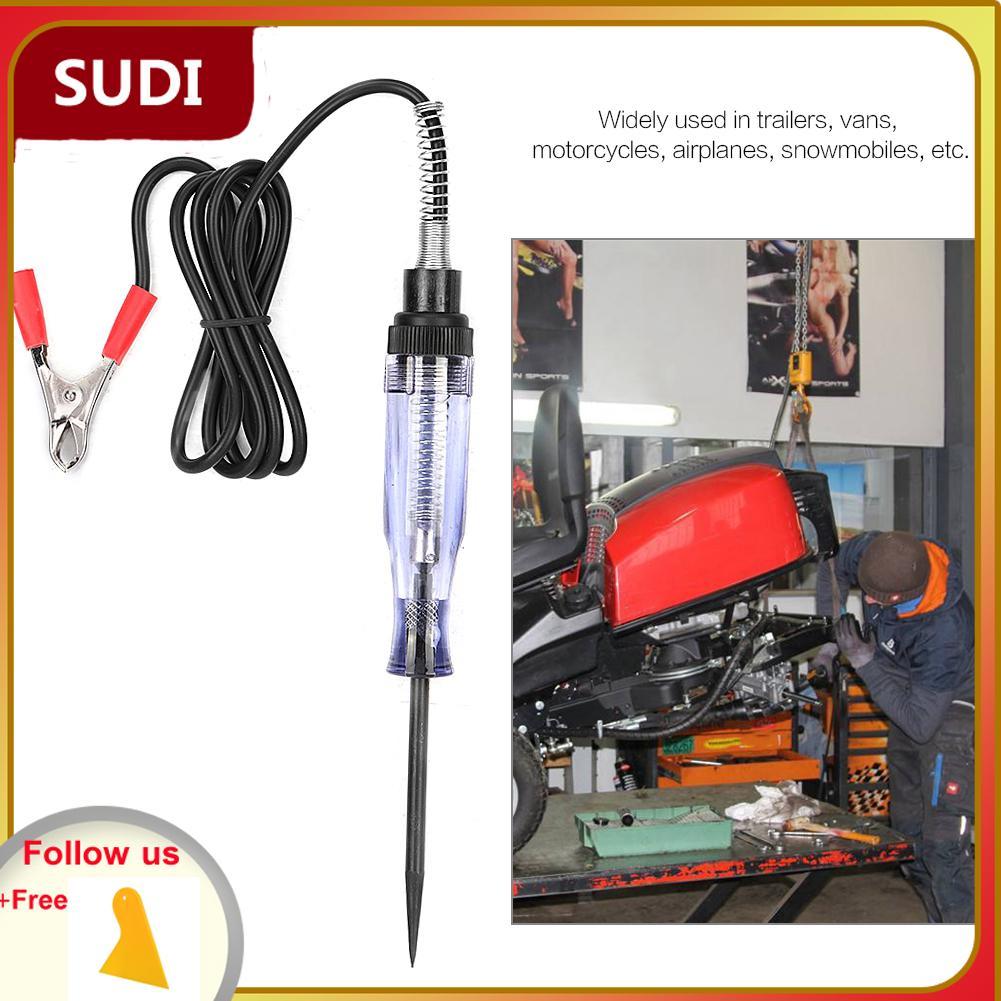 Car Circuit Tester 6V/12V/24V Test Pencil Auto Repair Tool
