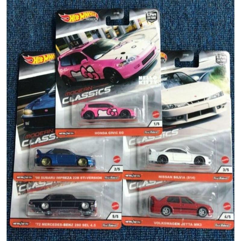 Hot Wheels Hello Kitty Honda Civic EG