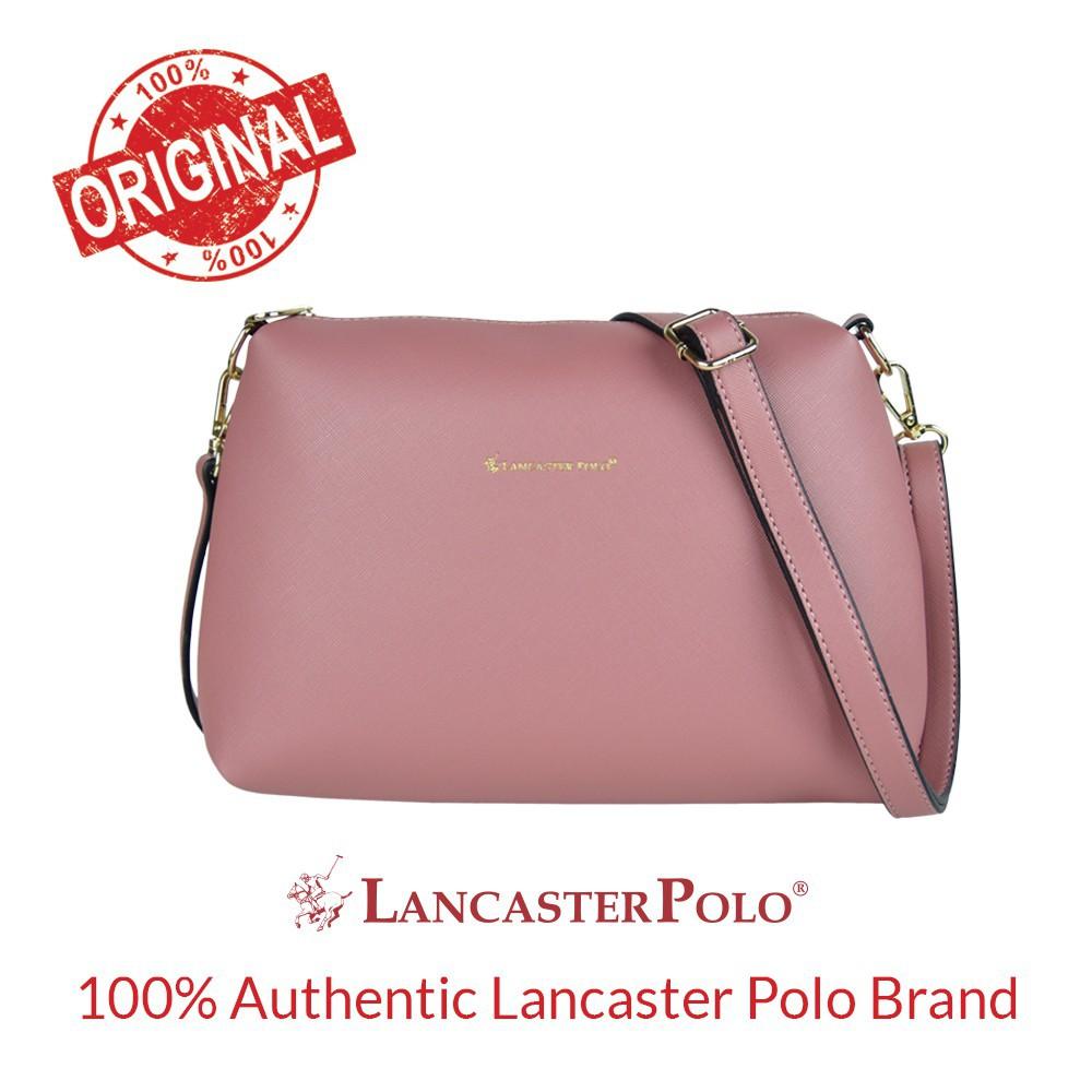 Lancaster Polo Sling Bag  da93a61bd5a7f
