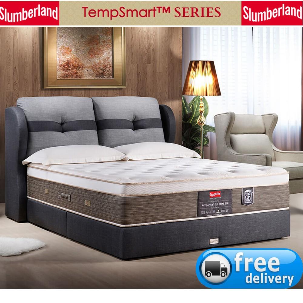 huge selection of 8b5c3 415f9 Slumberland TempSmart 3.0 1600 Elle Mattress