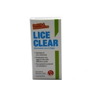 Lice Clear 70ml X 2