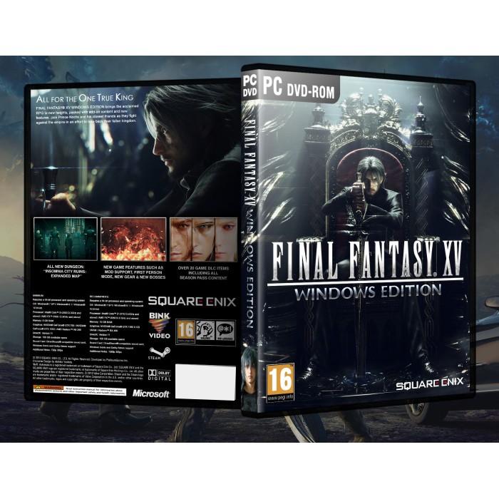 Final Fantasy XV PC Offline Game