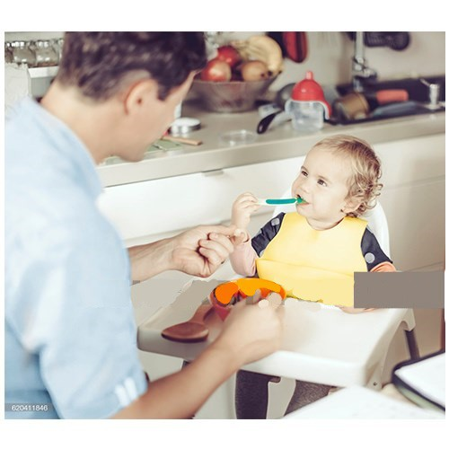Baby Feeding Chair Kids Child Children Eating Eat Meal High Chair Booster Seat Food Plate Tray O285