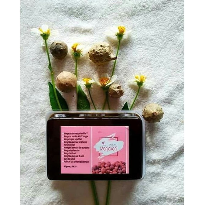 Sabun Manjakani (60g) Rawat Keputihan & Cerah Celahan 🎁FREE Soap Net 🎁Susuk Manja Enterprise