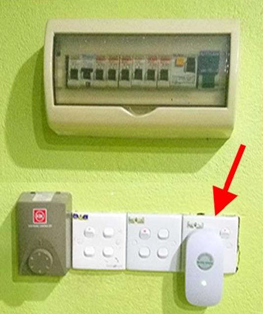 Electricity Saving Box (Original)