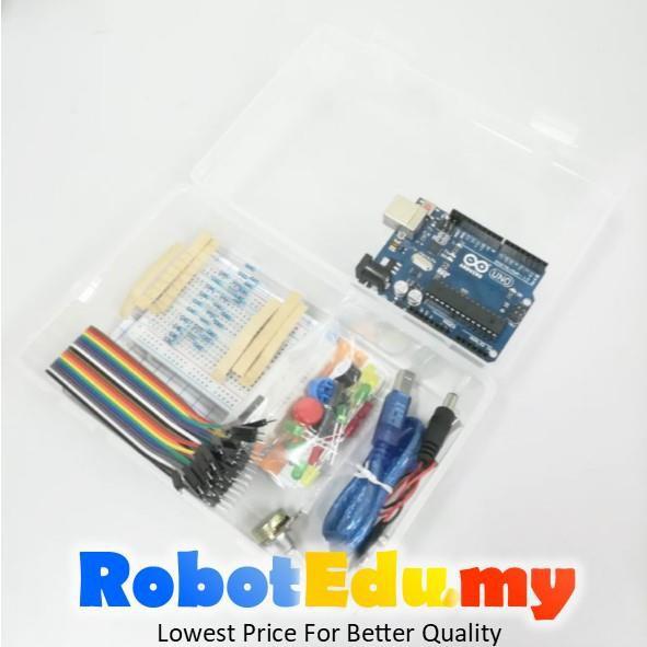 [PROMO] Arduino UNO R3 Basic EE Beginner Learning Starter Kit V1