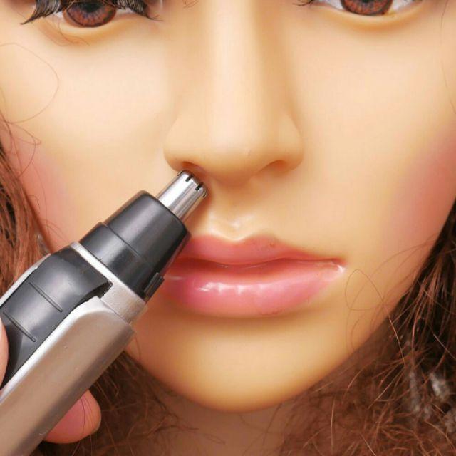 Nose, Ear Hair Stainless Steel Blade Hair Trimmer