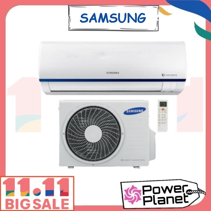Samsung R32 2.0HP / 2.5HP S-Inverter Premium Air Conditioner F-AR1-8RYSTBUR F-AR2-4RYSTBUR
