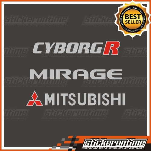 Windscreen Sunstrip Your Text Mitsubishi lancer Evo 10 evolution 236