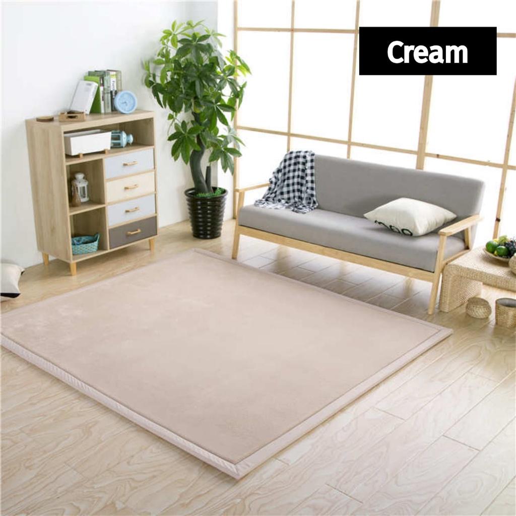 Carpet Tatami Gebu Lembut [ Ready Stock ] for Home Decor   Hot Selling Anti-Slip Japanese Style Karpet in MY
