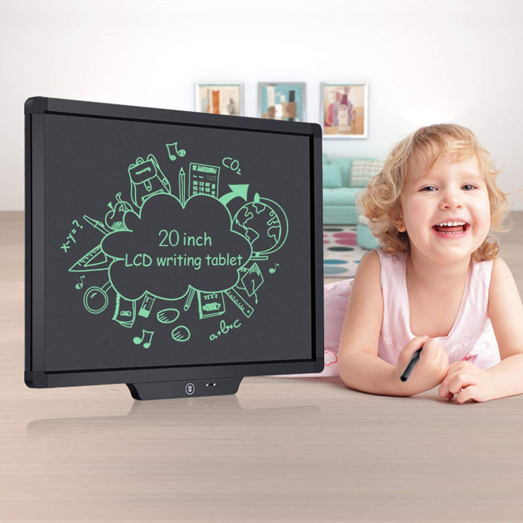 20 Inch LCD Writing Tablet Handwriting Pad (Ready Stock)