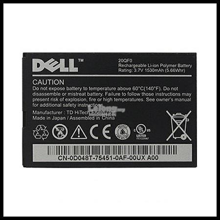 Smartphone M01M Cameron-Sino Replacement Battery for DELL Mobile Mini 5 Streak Streak US