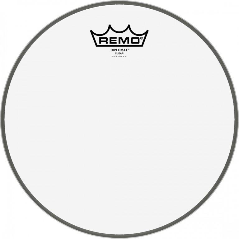 "Remo Drum Skin Diplomat Clear 10"" inch ( BD-0310-00 )"