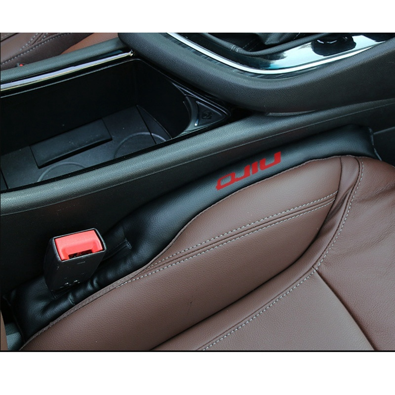 for Toyota Camry Car Seat Gap Filler Pad PU Leather Crevice Gap ...