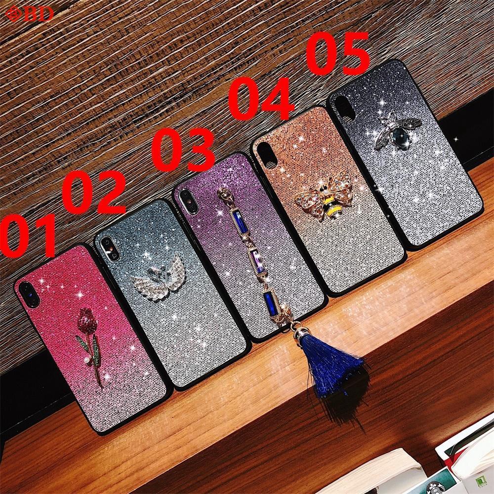 5 Style Diamond Phone Case Vivo V11 (V11 PRO) / V11i(Z3i) / NEX / NEX UD  Color