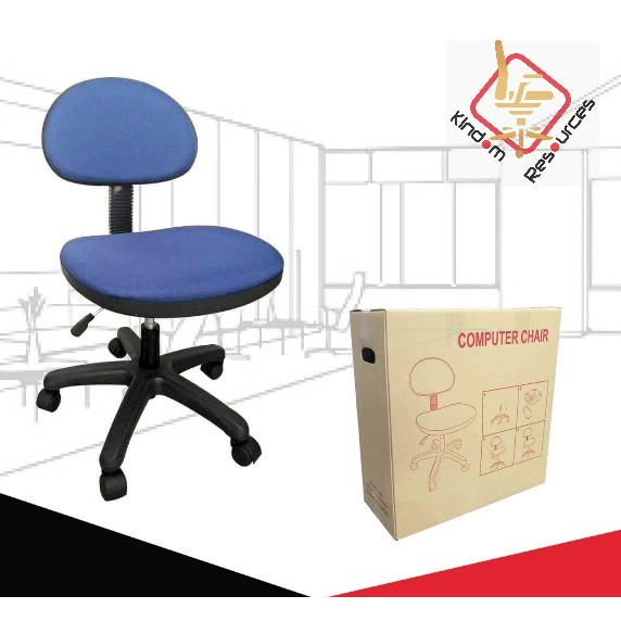 Office Chair Model 288 / Typist Chair Computer Chair Ready Stock(Made In Malaysia)