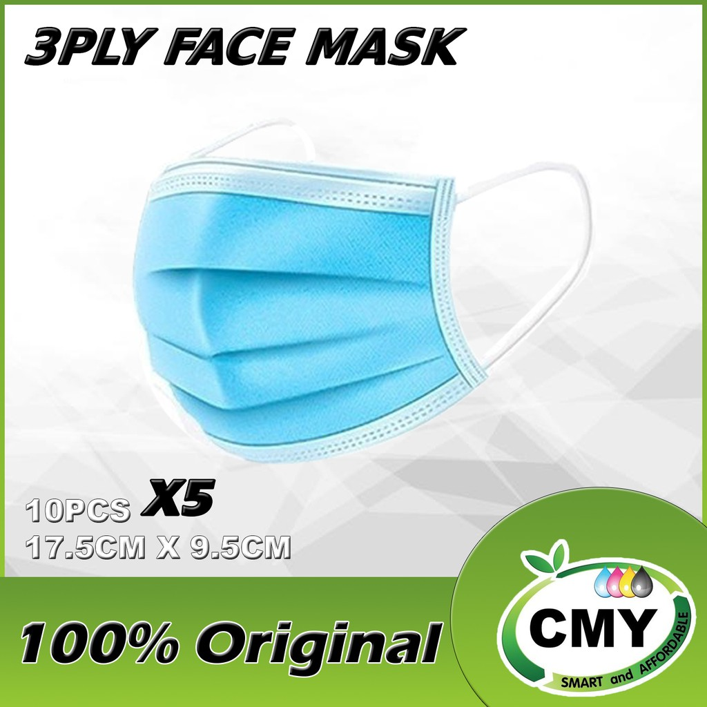 Face Mask 3 Layer Face Mask Disposable Ear Loop 3 PLY Face Masks Civilian face mask disposable face mask 3ply face mask