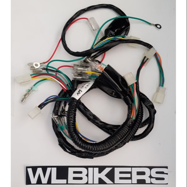 Nched Wiring Harness Electrical. . Wiring Diagram on
