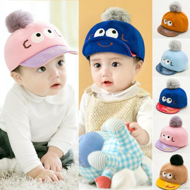 efb6db692 Woolen ball cap cap cap baseball cap